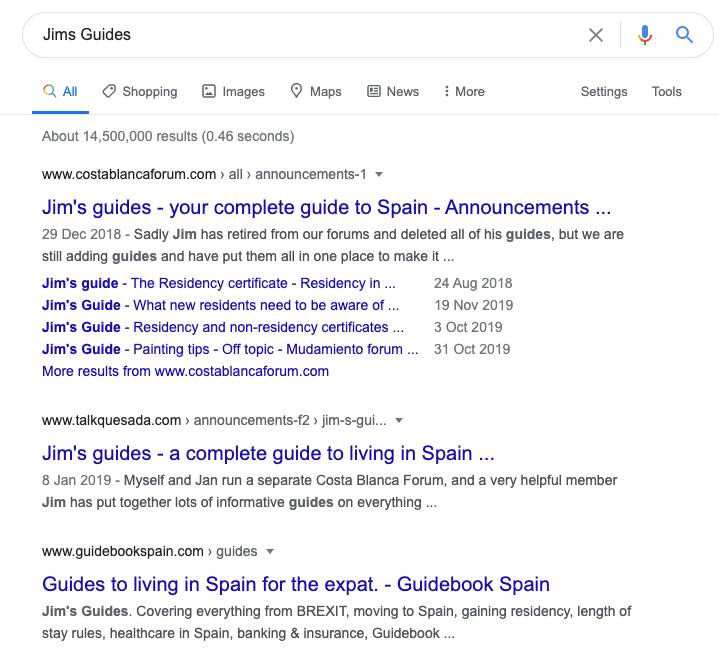 Jims Guides